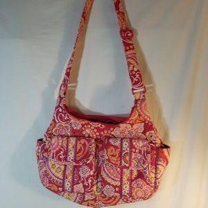 Vera Bradley Sherbet Cross-body Bag